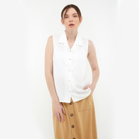 Blanik Lilyan Top White
