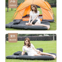 Kasur Matras Angin Mobil Travel Inflatable Bed with Air Pump - 043