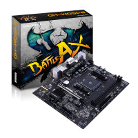 COLORFUL BATTLE-AX B450M-HD V14 AMD AM4 MATHEBOARD