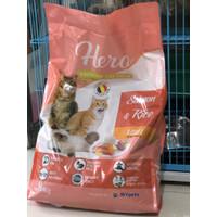 HERO CAT FOOD 8kg EKSPEDISI
