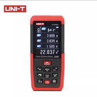 UT395A Meteran Digital 50M Laser Range Finder Distance Meter