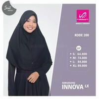 Kerudung Anak Sekolah - Jilbab Instan - Rabbani An Innova LX