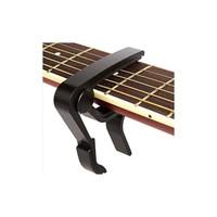 Guitar Capo Kapo Gitar Bass Akustik Elektrik Ukulele Alumunium Alloy M