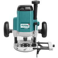 TOTAL TR11122 Router trimmer Mesin Profil besar profil kayu