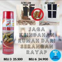 Obat Anti Rayap Semprot Spray Top Star 500ml