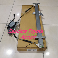 REGULATOR MOTOR POWER WINDOW ASSY NISSAN SERENA C24 SEBELAH KIRI