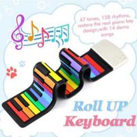 Hand Roll Piano Olike Original Garansi Resmi