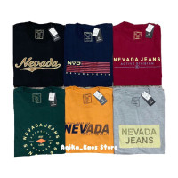 Kaos Nevada Full Hangtag