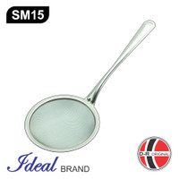 IDEAL SM15 Saringan Minyak / Lemak / Teh / Kopi Diameter 13Cm