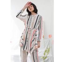 Raha x Fit Me Dailywear Set 1 / Sleepwear Piyama / Stelan Tunik