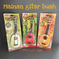 mainan gitar buah ukulele kentrung - alat musik anak