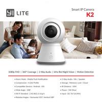 Xiaomi Xiaoyi Yi Lite K2 Full HD1080P Smart IP Camera 360 Kamera CCTV