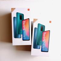 Xiaomi redmi Note 9 Ram 6/128 & 4/64 GB Garansi Resmi