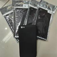 casing, softcase, blackmatte Vivo y 55
