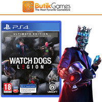 Watch Dogs Dog WatchDogs Legion Ultimate Edition PS4 PS5