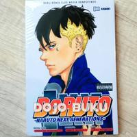 Komik Seri: Boruto - Naruto Next Generation by Masashi Kishimoto