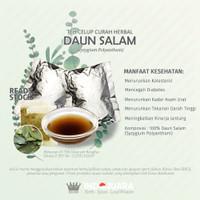 DAUN SALAM Teh Celup Curah Herbal 10 bks Diabetes Tukak Lambung Stress