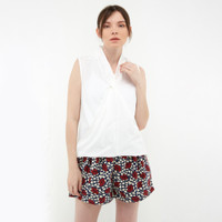 Blanik Clare Top White