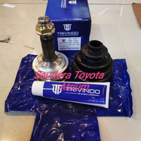 Cv joint as roda luar drive shaft luar new vios gen 2 thn 2007-2012
