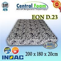 Kasur Busa INOAC Central Foam 200 x 180 x 20cm ASLI ORIGINAL EON D.23