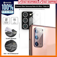 Tempered Glass Samsung Galaxy Note 20/Plus/Ultra Mocolo Camera Lens