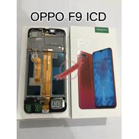 LCD TOUCHSCREEN OPPO f9 ORIGINAL FULLSET