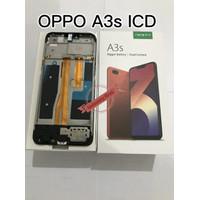 LCD TOUCHSCREEN OPPO A3S ORIGINAL FULLSET