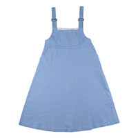 KIDS ICON - Overall Anak Perempuan with Pocket 04-14 thn - LYOV0500200
