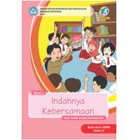 Buku guru Kelas 4 Sd-MI Tema 1 Indahnya kebersamaan