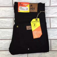 Celana Jeans Lois Original - Hitam, 36-37-38