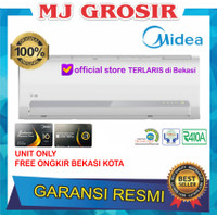 AC MIDEA MSB 5 CRN 0.5 PK 1/2 PK 5CRN R410 STANDARD LOW COOL UNIT ONLY
