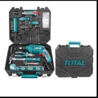 PAKET mesin bor 13mm set TOTAL THKTHP1012 tool set tool kit 101 pcs