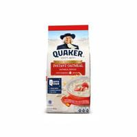 QUAKER Instant Oatmeal 800g sarapan sehat dan enak - No Bonus