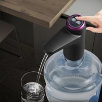 pompa galon elektrik otomatis smart dispenser rechargeable food grade