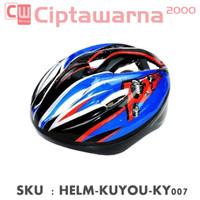 KUYOU Helm Sepeda Anak 3-8 Tahun - KY007