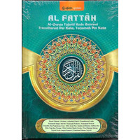 Promo Al qur an murah Al qur an Al fattah terjemah perkata ukuran A4