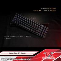 Rexus Keyboard Gaming Mechanical Daxa M71 Classic