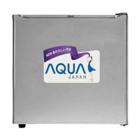 Aqua AQR-D50F Lemari Es Portable/ Kulkas mini