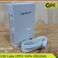 Kabel Data Oppo A3s A37 A39 ORIGINAL 100% Micro USB