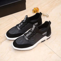 Sneakers pria EA- branded mirror Quality0