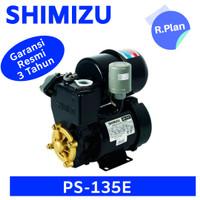 Pompa Air Shimizu PS-135 E ( ASLI & Ready Stok )