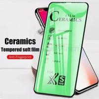 """Tempered Glass CERAMIC Oppo F11 Pro 6.53"""" Nano Ceramic ANTI PECAH"""