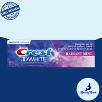 Crest 3D White Toothpaste 3oz