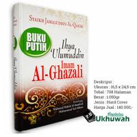 Buku Putih Ihya Ulumuddin Imam Al Ghazali