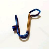 Hook Gantungan Motor Universal Two Tone / Centolan Centelan Motor