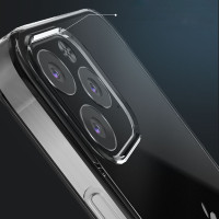 Crystal Clear Soft Case Cover Bening Casing iPhone 12, 12 Pro, Max