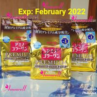 Meiji Amino Premium Collagen Refill 214 gr
