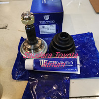 Cv joint as roda luar drive shaft luar great corolla allnew twincam