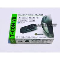 Bluetooth Intercom Helm Freedconn TCOM T-COM VB SC Not Sena Packtalk