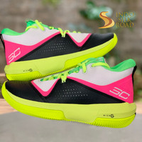 Sepatu Basket Under Armour UA Curry SC 3 ZERO 4 3ZERO IV Pink ORIGINAL